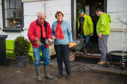 Niet te bang voor korte termijn vrijwilligerswerk