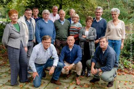 Nieuwe SESAM adviseurs in de schoolbanken