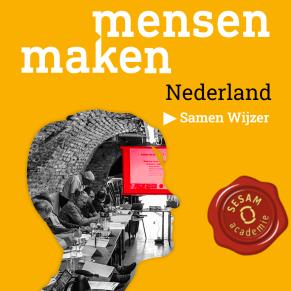 Mensen maken Nederland Kennisboostweek